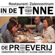 In de Tonne Restaurant en Zalencentrum